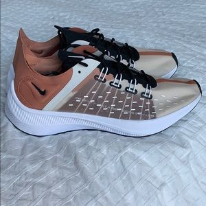 NIKE exp x14 shoes. Never worn outside.